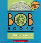 Bob Books listen and read 3