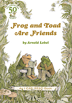 Frog and Toad are friends Frog and Toad : behind the scenes