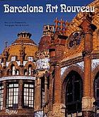 Barcelona art nouveau