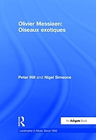 Olivier Messiaen: Oiseaux exotiques