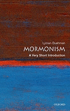 Mormonism a very short introduction