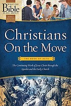 Christians on the move : the book of Acts