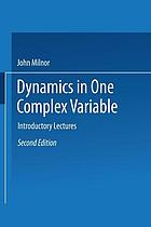 Dynamics in one complex variable : introductory lectures