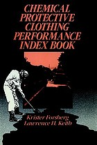Chemical protective clothing performance index book