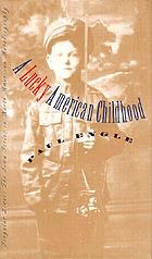 A lucky American childhood