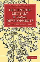 Hellenistic military & naval developments
