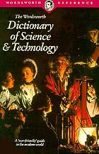 The Wordsworth dictionary of science & technology