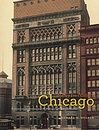 Henry Ives Cobb's Chicago : architecture, institutions, and the making of a modern metropolis