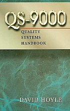 QS-9000 quality systems handbook