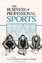 The Business of professional sports