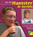 My pet hamster & gerbils