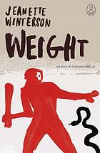 Weight : [the myth of Atlas and Heracles