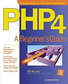 PHP 4 : a beginner's guide