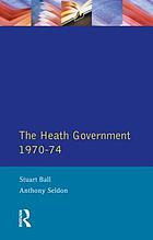 The Heath government, 1970-1974 : a reappraisal