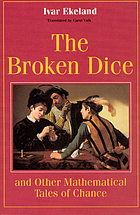 The broken dice, and other mathematical tales of chance