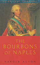 The Bourbons of Naples, 1734-1825