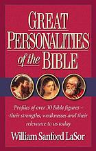 Great personalities of the Bible