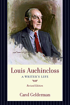 Louis Auchincloss : a writer's life