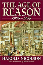 The age of reason, 1700-1789
