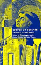 Aquinas on doctrine : a critical introduction