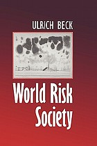 World risk society