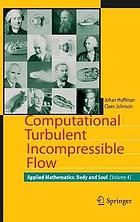 Applied mathematics, body and soulComputational turbulent incompressible flow