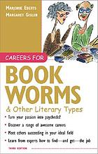 Careers for bookworms & other literary types