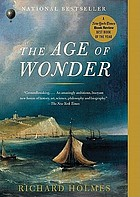 The age of wonder how the romantic generation discovered the beauty and terror of science