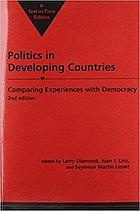 Politics in developing countries : comparing experiences with democracy