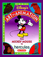 Disney's Art of animation : from Mickey Mouse to Hercules