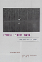 Tricks of the light : new and selected poems