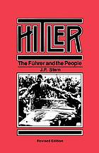 Hitler : the Führer and the people