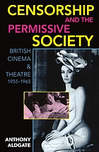 British cinema and theatre, 1955-65