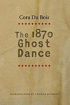 The 1870 ghost dance