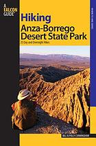 Hiking Anza-Borrego Desert State Park : 25 day and overnight hikes