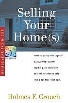 Selling your home(s)