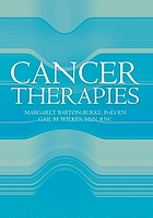 Cancer therapies
