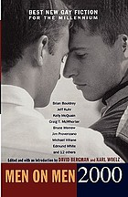 Men on men 2000 : best new gay fiction for the millennium
