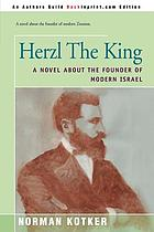 Herzl, the king