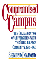 Compromised campus : the collaboration of universities with the intelligence community, 1945-1955