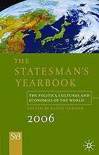 The statesman's yearbook 2005 : the politics, cultures and economies of the world