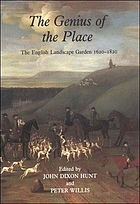 The genius of the place the English landscape garden 1620-1820