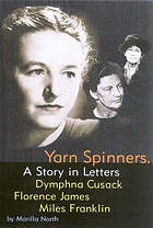 Yarn spinners : a story in letters