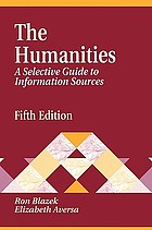 The humanities : a selective guide to information sources