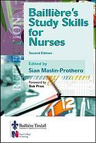 Baillière's study skills for nurses and midwives