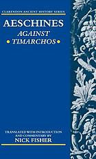 Against Timarchos
