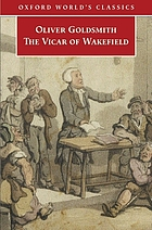 The vicar of Wakefield, and other writings