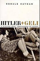 Hitler & Geli