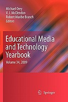 Educational media and technology yearbook : volume 34, 2009