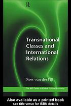 Transnational classes and international relations